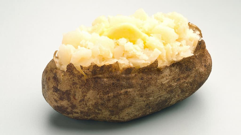 Red Lobster baked potato