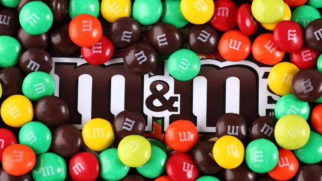 M&M's ingredients
