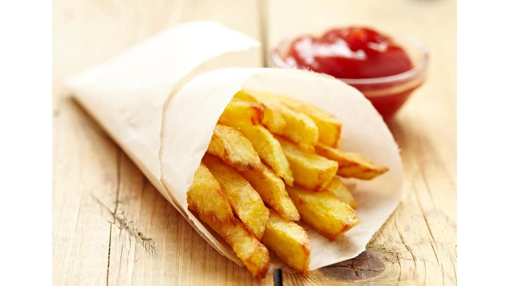Are Jack in the Box fries vegan